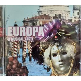 Café Europa - A Musical Taste - Levantis