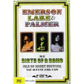 The Birth Of A Band - Isle Of Wight Festival 1970 - Emerson, Lake & Palmer