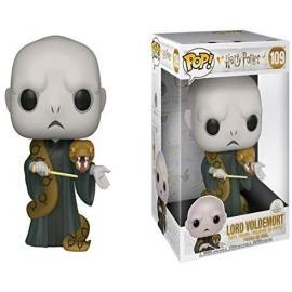 LORD VOLDEMORT WITH NAGINI 10 INCHES-FUNKO POP! HARRY POTTER  -