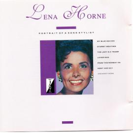 Portrait Of A Songstylist - Lena Horne