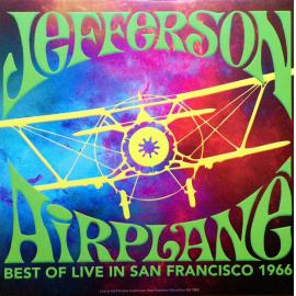 Best Of Live San Francisco 1966 - Jefferson Airplane