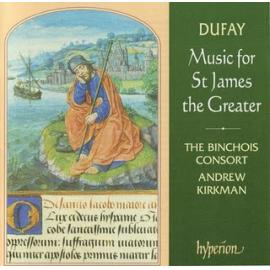 Music For St James The Greater - Guillaume Dufay