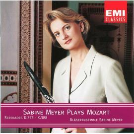 Sabine Meyer Plays Mozart - Bläserensemble Sabine Meyer