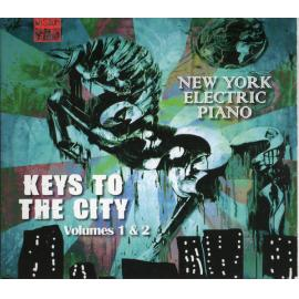 Keys To The City  Vols.1 & 2 - New York Electric Piano