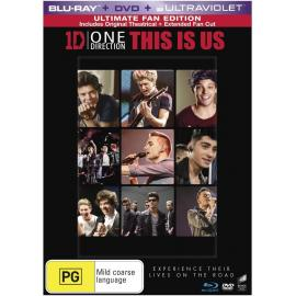 ONE DIRECTION: THIS IS US-ONE DIRECTION - One Direction