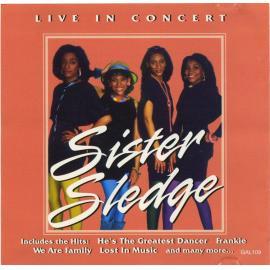 Live In Concert - Sister Sledge