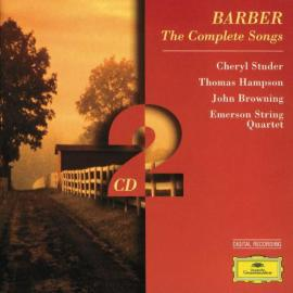 The Complete Songs - Samuel Barber