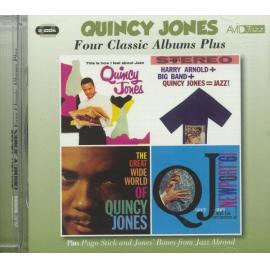Four Classic Albums Plus - Quincy Jones