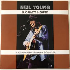Live At Shoreline Amphitheatre, Mountain View, CA October 1st 1994 - Neil Young & Crazy Horse