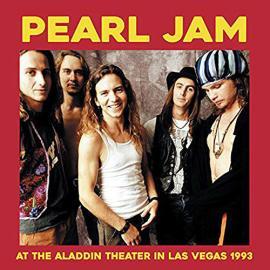 At The Aladdin Theater In Las Vegas 1993 - Pearl Jam
