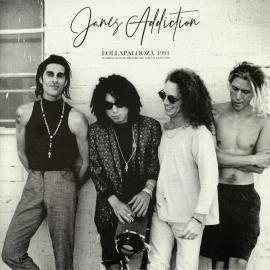 Lollapallooza 1991 Washington DC Broadcast 16th August 1991 - Jane's Addiction