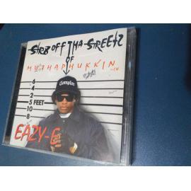 Str8 Off Tha Streetz Of Muthaphukkin Compton - Eazy-E