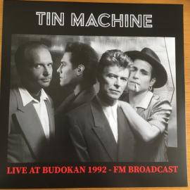 Live At Budokan 1992 - FM Broadcast - Tin Machine