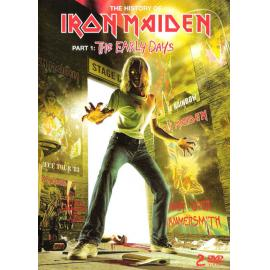 The History Of Iron Maiden Part 1: The Early Days - Iron Maiden