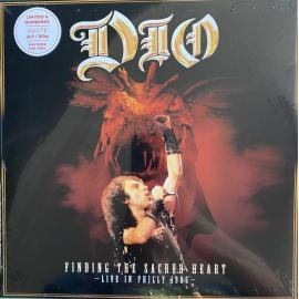 Finding The Sacred Heart – Live In Philly 1986 - Dio
