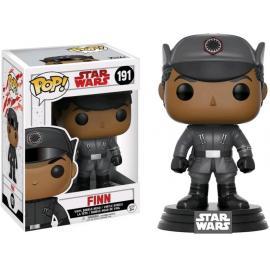 Funko! - PoP! Movies -  Star Wars - Finn ( Wobble-Head) (191) -
