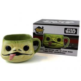 Funko - PoP! Home - Star Wars - Jabba The Hut PoP! Ceramix Mug -