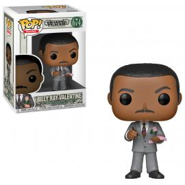Funko - PoP! Movies - Trading Places - Billy Ray Vsalentine (674) -