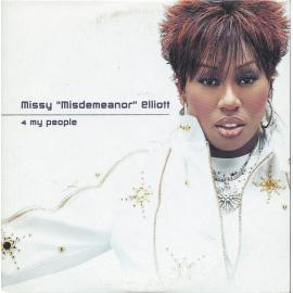 4 My People - Missy Elliott
