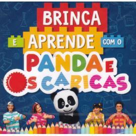 Brinca E Aprende Com O Panda E Os Caricas - Panda E Os Caricas