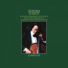 J.S. Bach - Unaccompanied Cello Suites (Complete) - Yo-Yo Ma