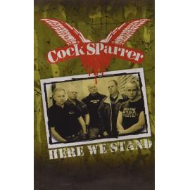 Here We Stand-COCK SPARRER -