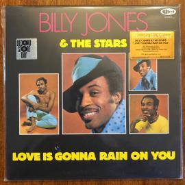 Love Is Gonna Rain On You - Billy Jones