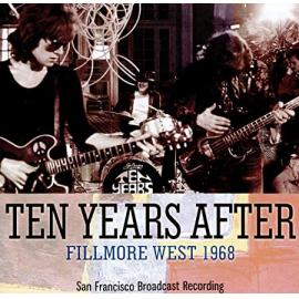 Fillmore West 1968 - Ten Years After