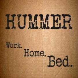Work.Home.Bed - Hummer Punk Rock