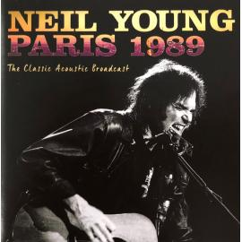 Paris 1989 - The Classic Acoustic Broadcast - Neil Young