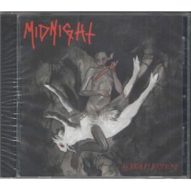 Rebirth By Blasphemy - Midnight