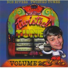 Best Of Twisted Tunes Vol. 2 - Bob Rivers