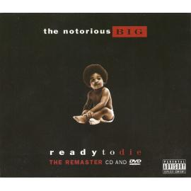 Ready To Die The Remaster CD And DVD - Notorious B.I.G.