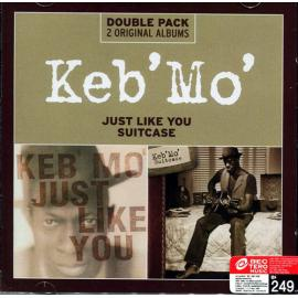 Just Like You / Suitcase - Keb Mo