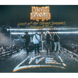Last Of The Street Survivors Farewell Tour Lyve! - Lynyrd Skynyrd