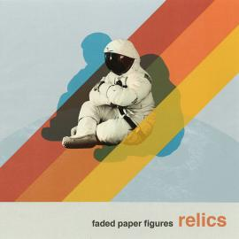 Relics - Faded Paper Figures