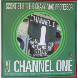 At Channel One - Scientist