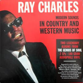 Modern Sounds In Country And Western Music, Volumes 1 & 2 - Ray Charles