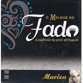 O Melhor Do Fado - A Essência Do Povo Português - Mariza