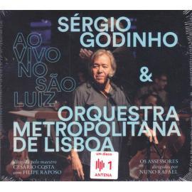 Ao Vivo No São Luiz - Sérgio Godinho