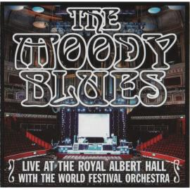Live At The Royal Albert Hall - The Moody Blues
