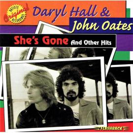 She's Gone And Other Hits  - Daryl Hall & John Oates