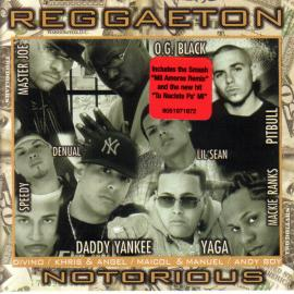 Reggaeton Notorious - Various Production