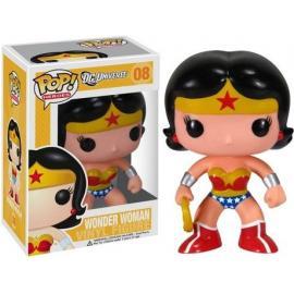 WONDER WOMAN #08-FUNKO POP! HEROES DC SUPER HEROES -