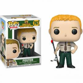 FOSTER #767-FUNKO POP! MOVIES SUPER TROOPERS -