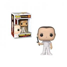 FUNKO POP! MOVIES THE SCILENCE OF THE LAMBS - HANNIBAL LECTURE #787 -