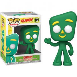 GUMBY #949-FUNKO POP! TELEVISION GUMBY -