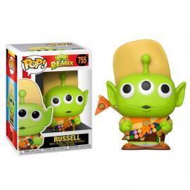Funko - Disney Pixar: Toy Story Alien Remix (Russell) POP! Vinyl /Toys -