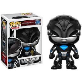 Funko - Movies: Power Rangers - Black Ranger POP! Vinyl /Toys -