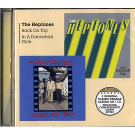 Back On Top / In A Dancehall Style - The Heptones